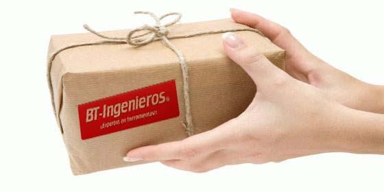 Recibe en 24 horas tu pedido de BT Ingenieros y disfruta de la compra de herramientas online