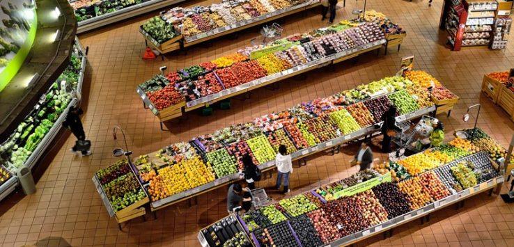 Amazon se alía con supermercados