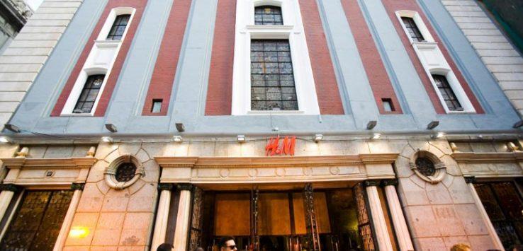 H&M Madrid