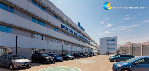 hospital construido por eurofinsa en peru