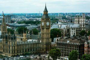 Inversión de Amancio Ortega en Reino Unido