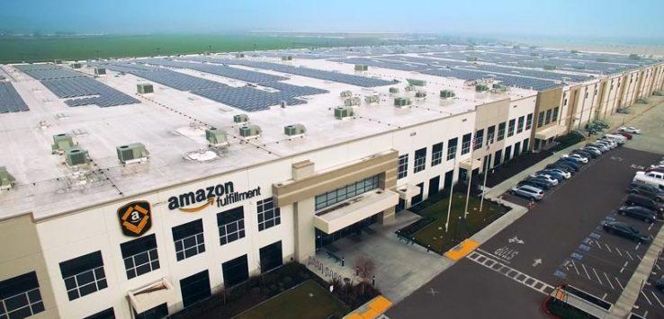 amazon centro logístico
