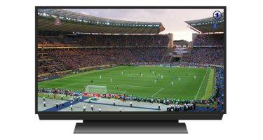 Derechos de televisión para fútbol