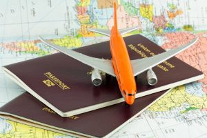 Tener el visado en España