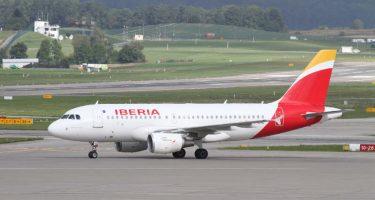 Iberia aumenta el tráfico aéreo