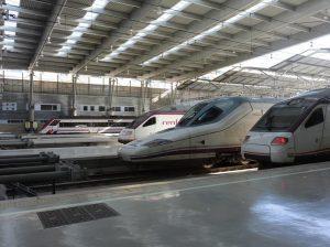 trenes de Talgo