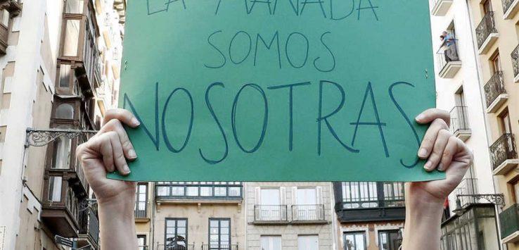 Vozpopuli informa sobre el caso de La Manada