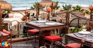 Mandala Restaurants cuenta con una decoración al nivel de los mejores restaurantes