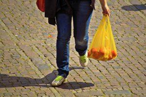 Mercadona y las bolsas de plástico