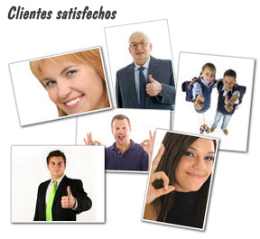 Clientes satisfechos con Affinion International