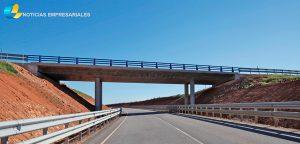 carretera construida por la empresa de mauricio toledano