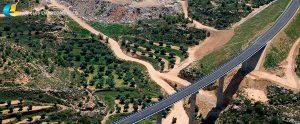 proyecto de un puente realizado por la empresa de mauricio toledano