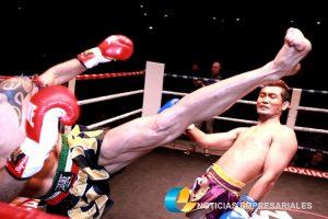 Borja Rupérez Muñoz y la oferta de combates en Titan Channel