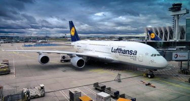 Lufthansa cancela 800 vuelos