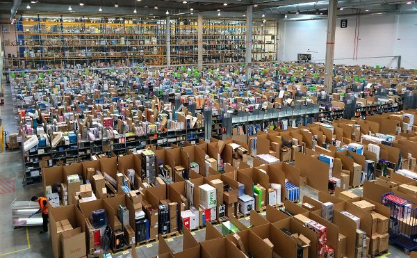 vozpopuli cubre noticia sobre despidos de amazon