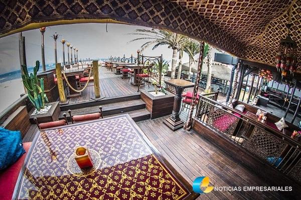 Restaurantes italiano e internacional en Mandala Beach Mojácar