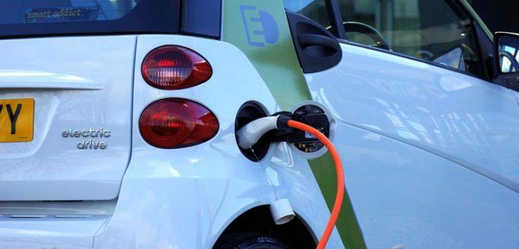 carga eléctrica para coches