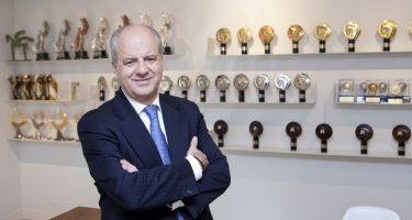 Frutos Moreno, nombrado Patrono de FYME