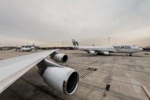 Wamos Air, sistema de reservas